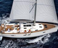 Bavaria 45 Cruiser Segelyacht Charter Putbus