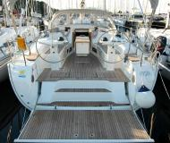 Sailing yacht Bavaria 45 Cruiser for rent in Marina di Portisco