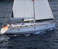 Sailing yacht Bavaria 46 Cruiser for charter in Rodney Bay Marina