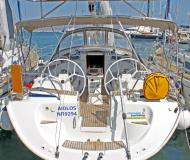 Sail boat Bavaria 46 Cruiser for rent in Port Lavrio