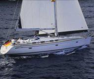 Sailing boat Bavaria 46 Cruiser for hire in Kas
