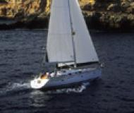 Yacht Bavaria 46 Cruiser available for charter in Lefkas Marina