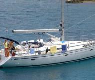 Sailing yacht Bavaria 46 Cruiser for charter in Tourlos