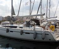 Sailing yacht Bavaria 46 Cruiser for rent in Marina Joyeria Relojeria