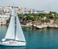 Sail boat Bavaria 46 Cruiser available for charter in Sami