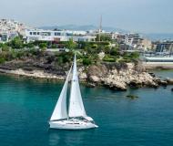 Sailing boat Bavaria 46 Cruiser available for charter in Sami Marina