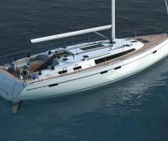 Segelyacht Bavaria 46 Cruiser Yachtcharter in Marina Lindholmen