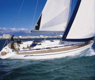 Sailing yacht Bavaria 49 for rent in Volos