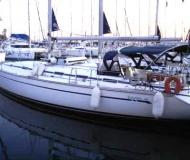 Sailing yacht Bavaria 49 for charter in Rhodes city
