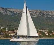 Sailing yacht Bavaria 49 for rent in Opatija