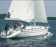 Sailing boat Bavaria 49 for hire in Marina di Salivoli
