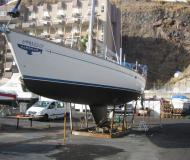 Sailing boat Bavaria 50 available for charter in Puerto Deportivo Radazul