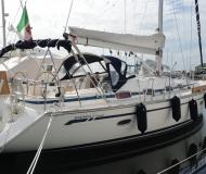 Sailing yacht Bavaria 50 Cruiser for hire in Marina di Salivoli