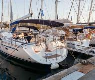 Segelyacht Bavaria 50 Cruiser Yachtcharter in Yachthafen von Lavrio