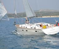 Sailing yacht Bavaria 50 Cruiser for rent in Puntone