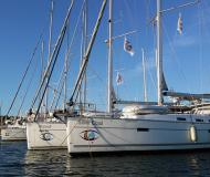 Yacht Bavaria 50 Cruiser Yachtcharter in S Arenal