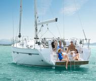 Segelboot Bavaria 51 Cruiser Yachtcharter in Cannigione Marina