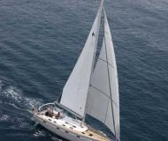 Yacht Bavaria 55 Cruiser Yachtcharter in Marina Parikia Port