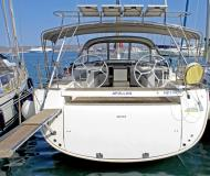 Yacht Bavaria 55 Cruiser available for charter in Port Lavrio