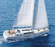 Sailing boat Bavaria 56 Cruiser for charter in Marina Eczanesi