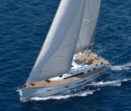 Sailing yacht Bavaria 56 Cruiser available for charter in Marina Joyeria Relojeria