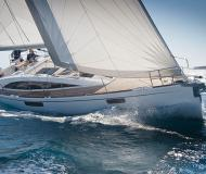 Sail boat Bavaria Vision 46 available for charter in Marina Kornati