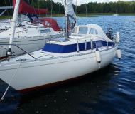 Segelboot Bellona 23 Yachtcharter in Sabyvikens Marina