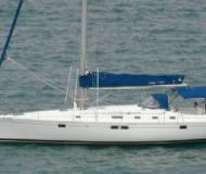 Yacht Beneteau 445 available for charter in Bay of Islands Marina