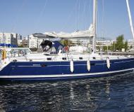 Sailing boat Beneteau 50 for hire in Taalintehdas