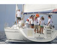 Segelyacht Cyclades 50.4 chartern in Captain Olivers Marina