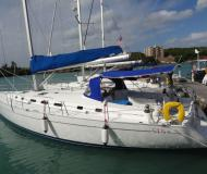 Sail boat Cyclades 51.5 for hire in Clifton