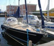 Sail boat Breehorn 37 for hire in Lemmer