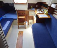 Sailing yacht Catalina 27 for rent in Nanaimo
