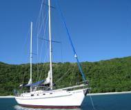 Celestial 44 Ketch Segelyacht Charter Pattaya