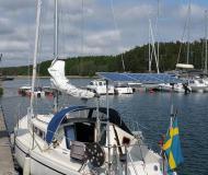 Segelboot Comfort 30 Yachtcharter in Sabyvikens Marina
