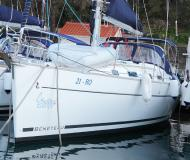 Sailing yacht Cyclades 39 available for charter in Rogac