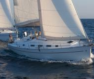 Yacht Cyclades 39.3 for rent in Procida Marina