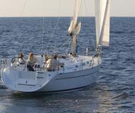 Segelyacht Cyclades 39.3 Yachtcharter in Procida