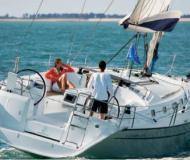 Segelyacht Cyclades 43 Yachtcharter in La Rochelle