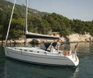 Sailing yacht Cyclades 43 for rent in ACI Marina Split