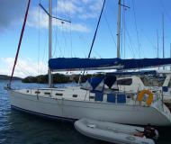 Segelyacht Cyclades 43.3 Yachtcharter in Road Town