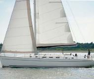 Segelyacht Cyclades 43.4 Yachtcharter in Marina Skradin