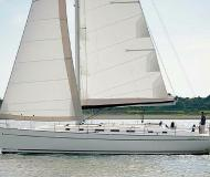 Sailing yacht Cyclades 43.4 for rent in Cecina