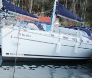 Yacht Cyclades 43.4 available for charter in Marina Rogac