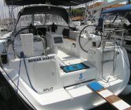 Segelyacht Cyclades 43 chartern in ACI Marina Trogir