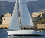 Segelyacht Cyclades 43.4 Yachtcharter in Msida Marina