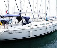 Yacht Cyclades 43.4 Yachtcharter in Santa Teresa Gallura