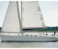 Sailing yacht Cyclades 50.4 for rent in Angra dos Reis