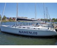 Yacht Cyclades 50.5 for hire in Citymarina Stralsund
