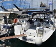 Yacht Cyclades 50.5 chartern in Finikas